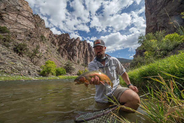 Nice Catch - Fly Fishing the Gunnison Gorge