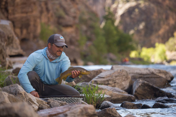 Fly Fishing the Gunnison Gorge