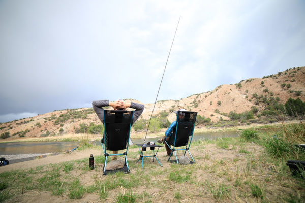 Relaxing - Fly Fishing the Gunnison Gorge