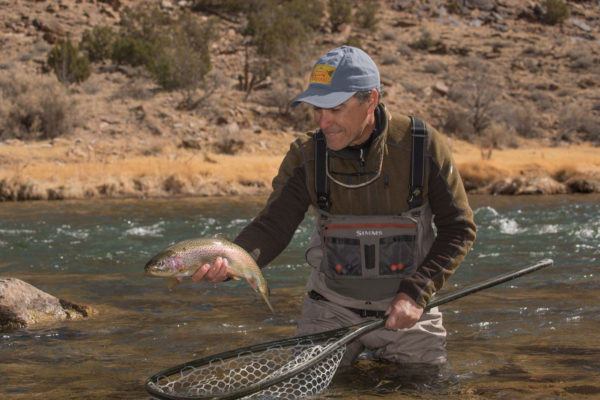 Catch Trout at the Gunnison Gorge with Matt McCannel